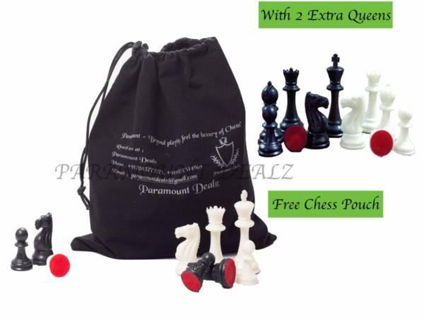 Staunton Chess Pieces