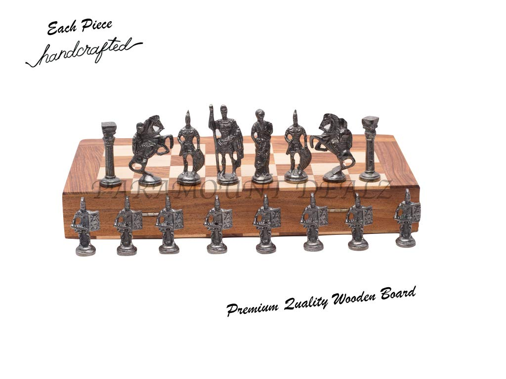 The pawns protecting the kingdom