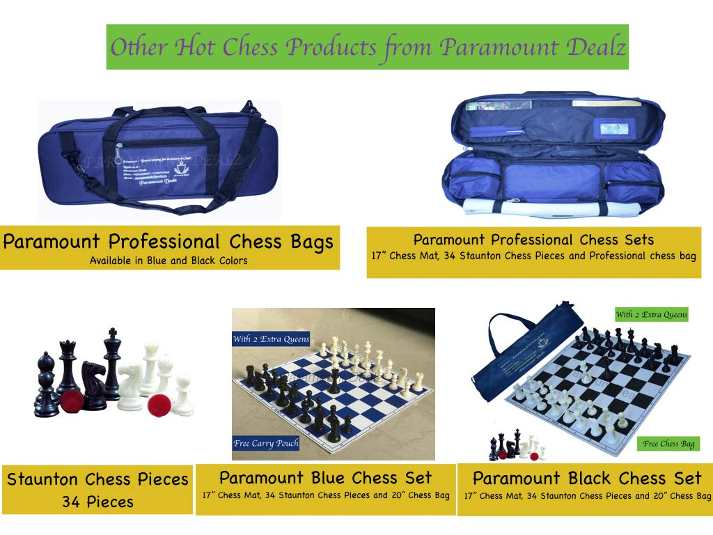 different types of chess kits available at paramount