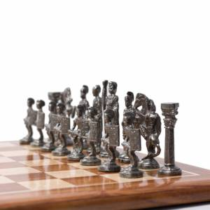 A specialised design of the Chess Set