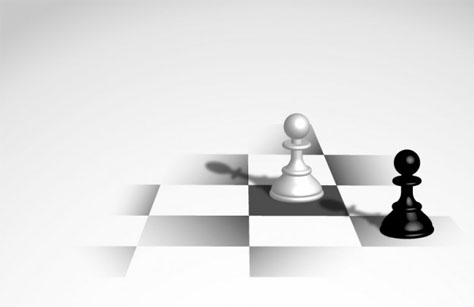 An image showing Pawns in the Game.