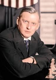 Alexander Alekhine - Wikipedia (history of chess)