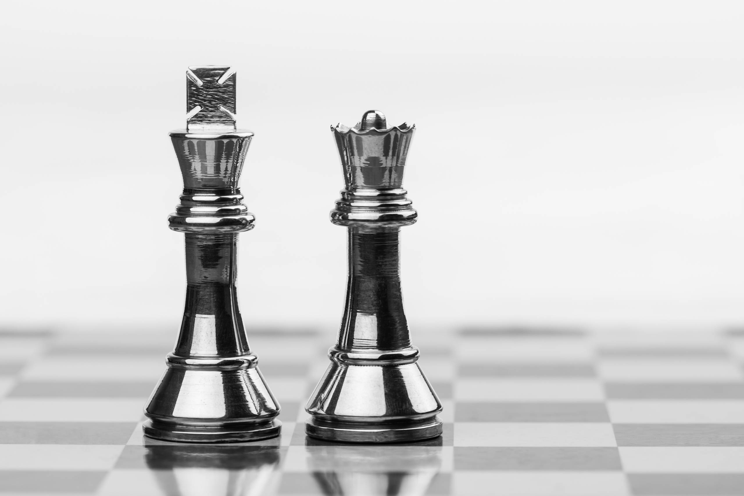 The king and the Queen representing the Chess Game and the implementation of the ELO Rating