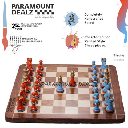 Giant chess manufacturer in India