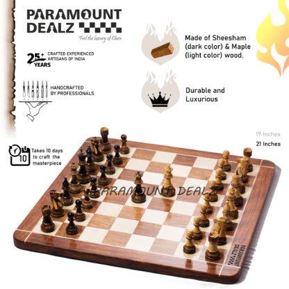 Indian Maharaja chess