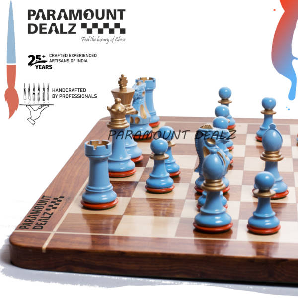 Royal maharaja chess in India