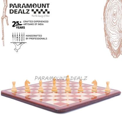 Chess board in India