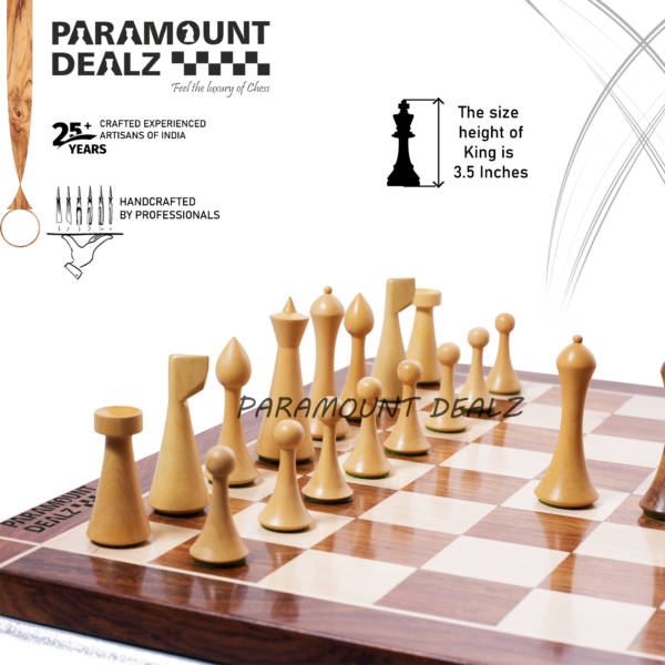 hermann ohme chess pieces